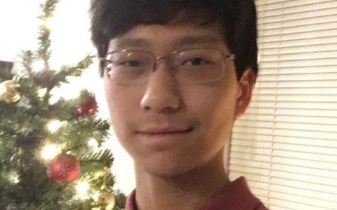 Ethan Tang, Colts Neck High School, NJ