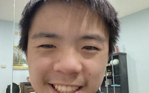 William Liu, High Technology High School NJ